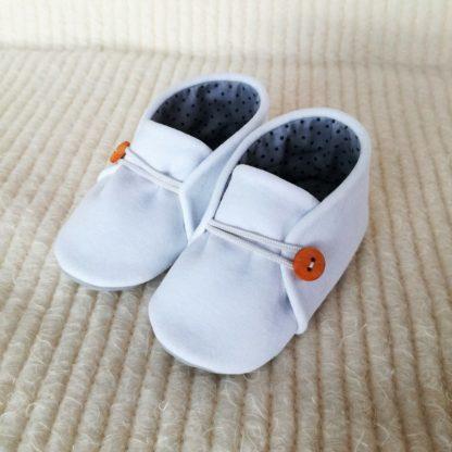 White Baby Soles