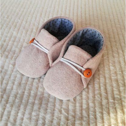 Desert Sand Baby soles